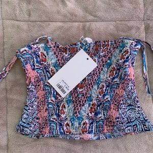 Three Days Crop top BRAND NEW WITH TAGS